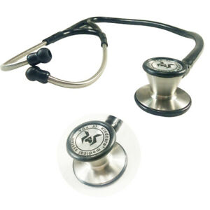 Dual head Stainless Cardiology Stethoscope Medical Clinic Doctor For Adult Child