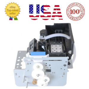 Mutoh Vj1604e 1624 Pump Capping Assembly Maintenance Cap Station Dx5 Solvent Usa
