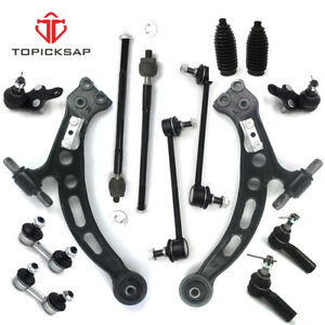 14 Pc Kit Front Lower Control Arms For Toyota Camry Avalon Lexus Es300 1992 1996