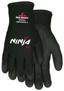 Mcr Safety Ninja Ice Insulated Cold weather Work Gloves