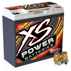 Xs Power S680 Battery Max Amps 1000a 320 Ca