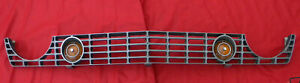 1975 Amc Matador Coupe 2 Door Front Grille With Running Lights