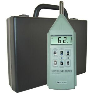 Sound Level Meter Type 1 30 To 130db 3 Range model Sl 4022