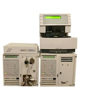 Varian Prostar Hplc System 410 Autosampler 310 Uv vis 230 Pump 800 Interface