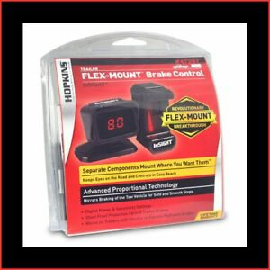 Hopkins Towing Solution 47297 Insight Flex mount Proportional Brake Control