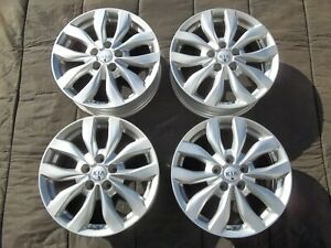 2014 2016 Kia Optima 17 Wheels Stock Oem Factory Rims 17 Forte Soul 52910 2t370