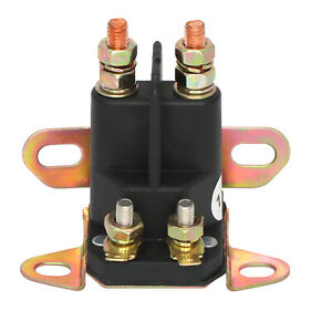 Relay Solenoid Universal 4 Post For Western Fisher Meyers Snow Plow W56134