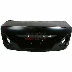 New Trunk Lid Fits 2009 2010 Toyota Corolla 6440102360 To1800109