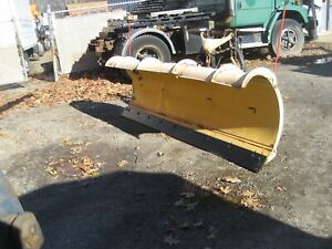 9 Fisher Plow Blade