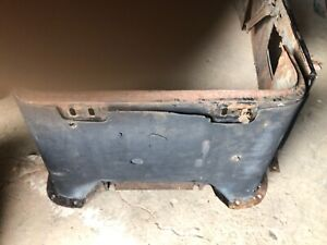 1961 1967 Ford Econoline Dog House Engine Cover