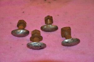 1939 1940 1941 1946 Gmc Chevrolet Pickup Truck Bumper Bolts