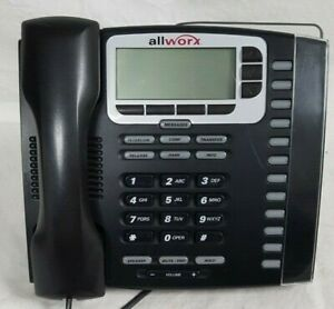 Allworx 9212 Voip Office Business Phone W Handset And Stand Grade A Lot Of 5