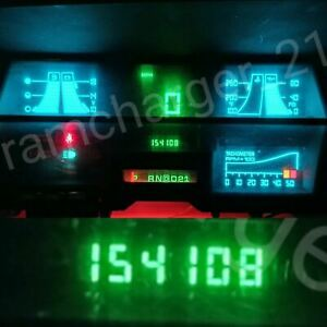 89 94 Chevy Gmc Jimmy Blazer S10 Oldsmobile Bravada Digital Speedometer Cluster
