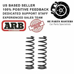 Arb Old Man Emu Coil Spring 4x4 Accessories For Nissan Patrol Y61 Front 2414