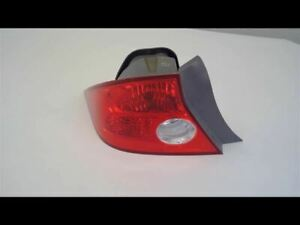2004 2005 Civic Driver Tail Light Coupe Quarter Mounted 649412