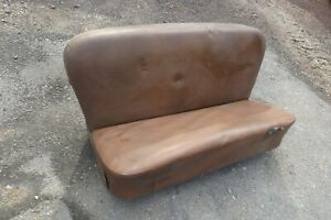 1948 1949 1950 1951 Chevrolet Tin Woody Station Wagon Third Rear Seat
