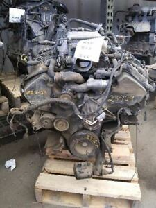Engine 3 5l 6 Cylinder Vin X 8th Digit Fits 98 99 Isuzu Trooper 639576