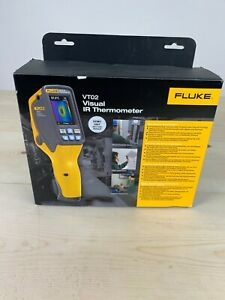 New Fluke Vt02 Visual Ir Thermometer Free Shipping