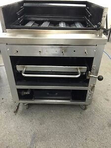 Anets Br 34 36 Gas Broiler Parts And Rebuilds Available