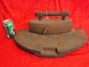 Antique 19th C Cooper S Plane From New Bedford Whaling Museum Whale Ship Tool