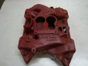 Mopar Big Block 383 400 4 Barrel Intake Manifold Oem