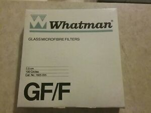 Whatman Filter Paper Gf f Glass Microfiber Filter Papers
