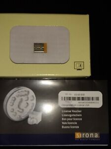 Cerec Inlab 15 License Software On Usb And Dongle