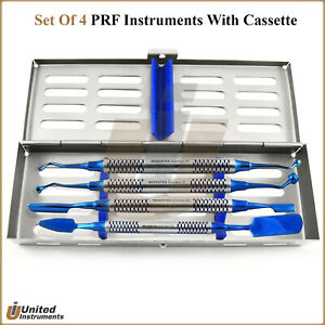Dental Prf Instruments Surgical Implant Surgery Compector Carrier With Cassette