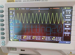 Rigol Ds2102a 2 channel 100 Mhz Digital Oscilloscope New