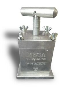 HTP MEGA T SQUARE PRESS $379.00
