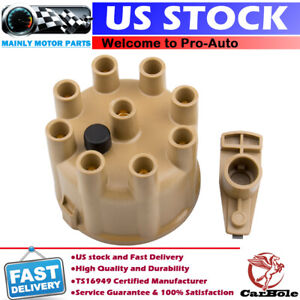 High Performance Distributor Cap And Rotor Kit For Dodge Chrysler Plymouth 8320