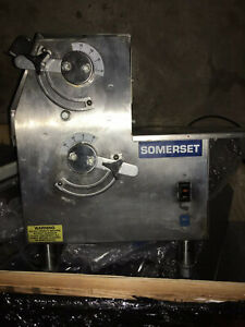 Somerset 20 Dough Sheeter Cdr 2100 Great Condition