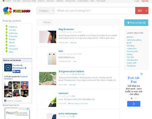 Local Classified Ads Website Free Install Hosting