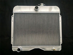 Icc 3row Aluminum Radiator Fit 1946 1964 Jeep Station Wagon Willys pickup truck