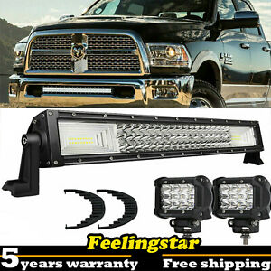 30 Inch Led Light Bar Combo Offroad Bumper Lights For Jeep Truck Vs 31 32 36