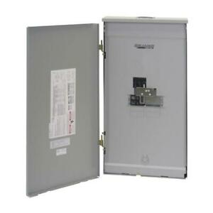 200 Amp Outdoor Transfer Panel Reliance Controls Corporation Twb2006dr Manual