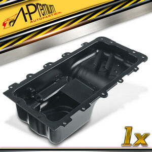 Engine Oil Pan For Ford Mustang 1997 1998 1999 2000 2001 2002 2003 2004 V8 4 6l