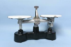 Cenco Balance Scale Pharmacy Commercial Dual Weight