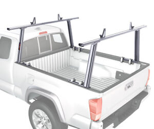 Aluminum Pick Up Truck Utility Ladder Rack 800lbs Fits Toyota Tacoma 2005 On