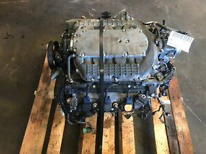 2007 2008 Acura Tl 3 5l Engine Assembly Motor 318k Miles