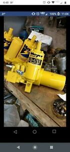 Rebuilt Meyer E 60 Snow Plow Lift Pump E60 E57 E47 E46 Meyers Myers