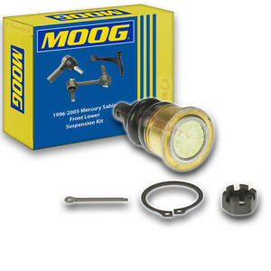 Moog Front Lower Suspension Kit For 1996 2005 Mercury Sable Spring Shock Dh