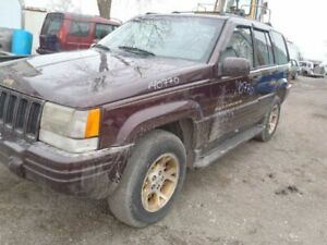 Automatic Transmission 8 318 4wd Fits 98 Grand Cherokee 214419