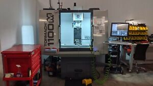 Tormach 1100m Cnc Milling Machine flawless 1000 Price Reduction