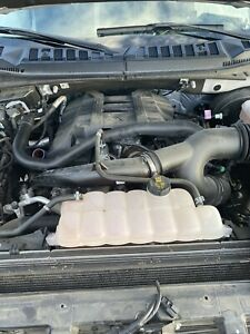 2018 Ford F150 Engine 2 7l Ecoboost 27k Miles Turbo Motor 487062