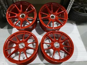 Porsche Gt3 Rs Gt2 Rs Oem 997 2 Center Lock Wheels Set Of 4 19 Inch Used
