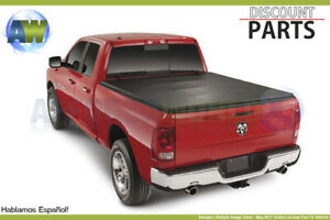 Premium Trifold Tonneau Cover Fits 2005 2019 Nissan Frontier 6ft 72in Bed