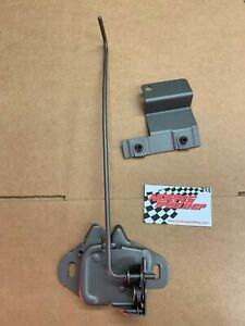 Mopar B Body Plymouth Hood Latch Release Rod 1971 Satellite 71 One Year Only