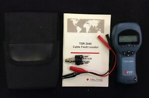 Trilithic Tdr 2040 Cable Fault Locator