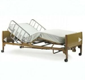 Adjusted Hospital Style Bed Fully Adjustable Sleep System By Invacare 5301ivc
